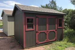 Dakota portable shed