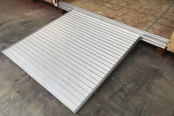48 Aluminum ramp
