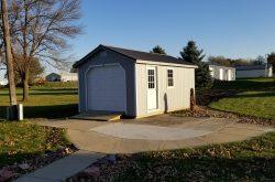 Garage Quality Storage Buildings