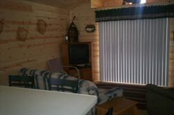 hunting storage cabin for sale with finished interior