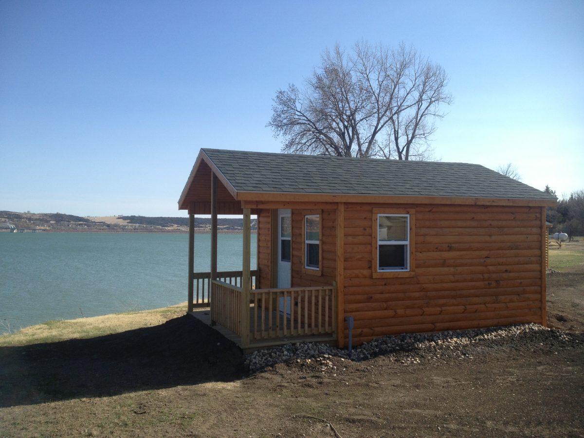 Log Cabin Homes For Sale In South Dakota