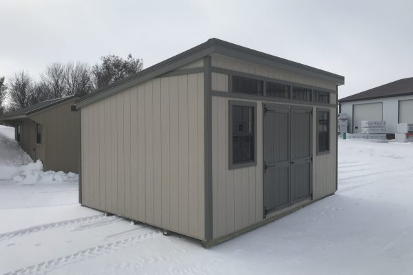 modern studio shed south dakota northland 605