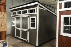new modern studio shed quality storage buildings