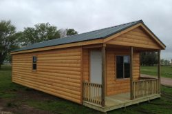wagner sd storage cabin for sale with porch