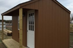 cabin sheds for sale with porch