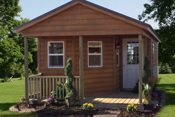 chamberlain locally made storage cabin for sale