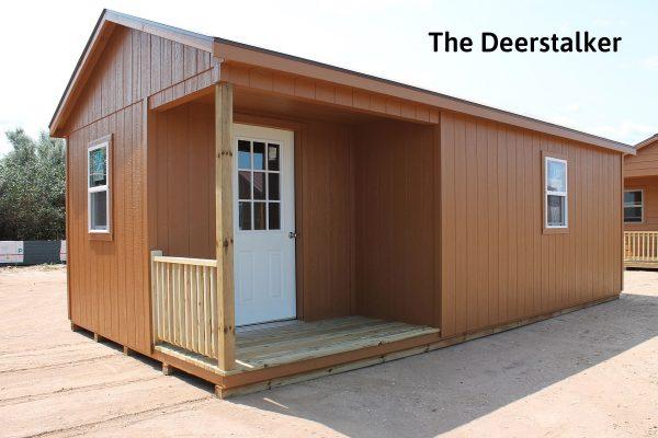 deerstalker storage building cabin