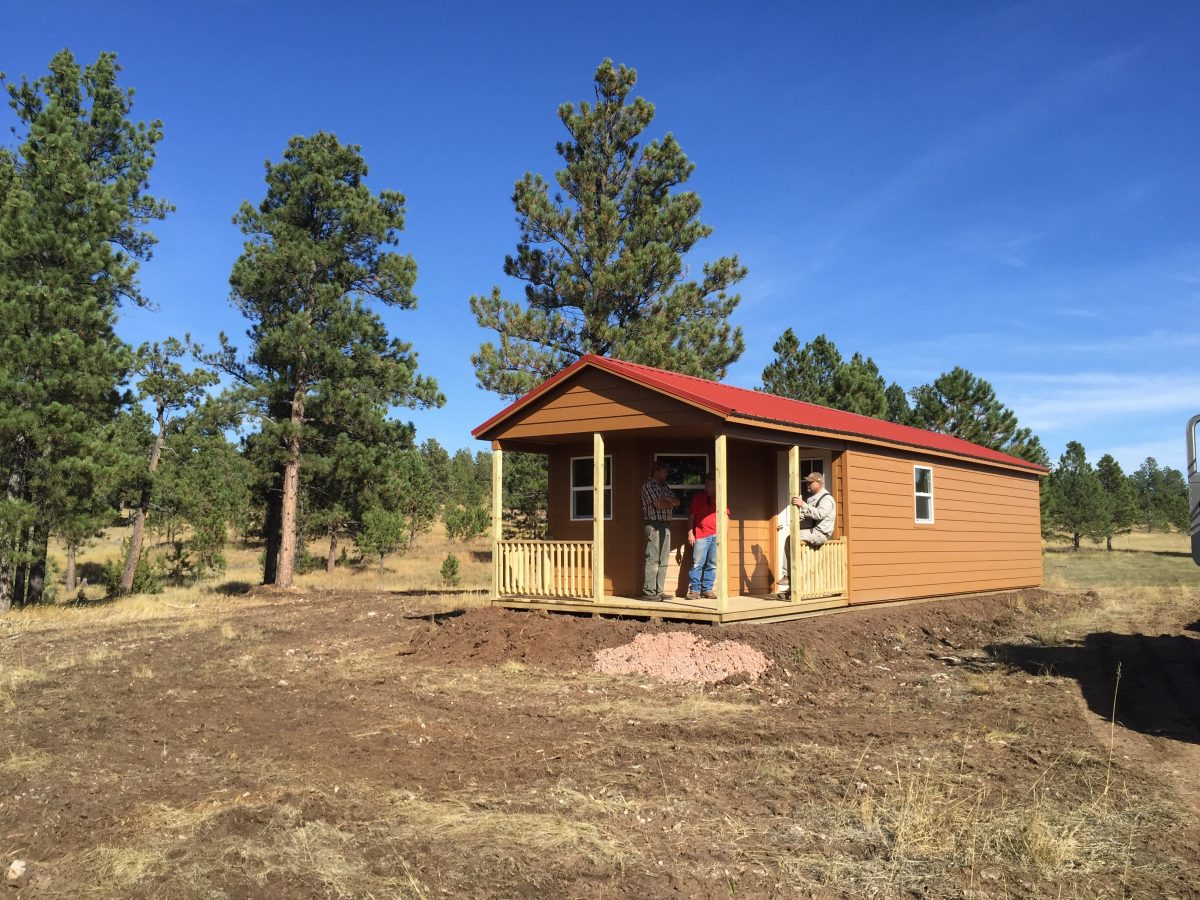Cabin | Quality Storage Buildings