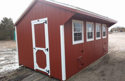 small chicken coop storage shed alexandria sd