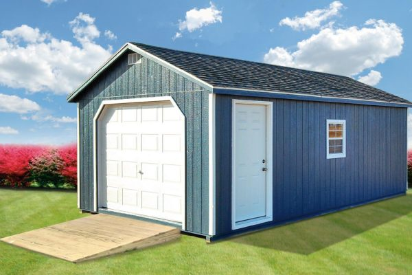 wooden rent to own garages for sale