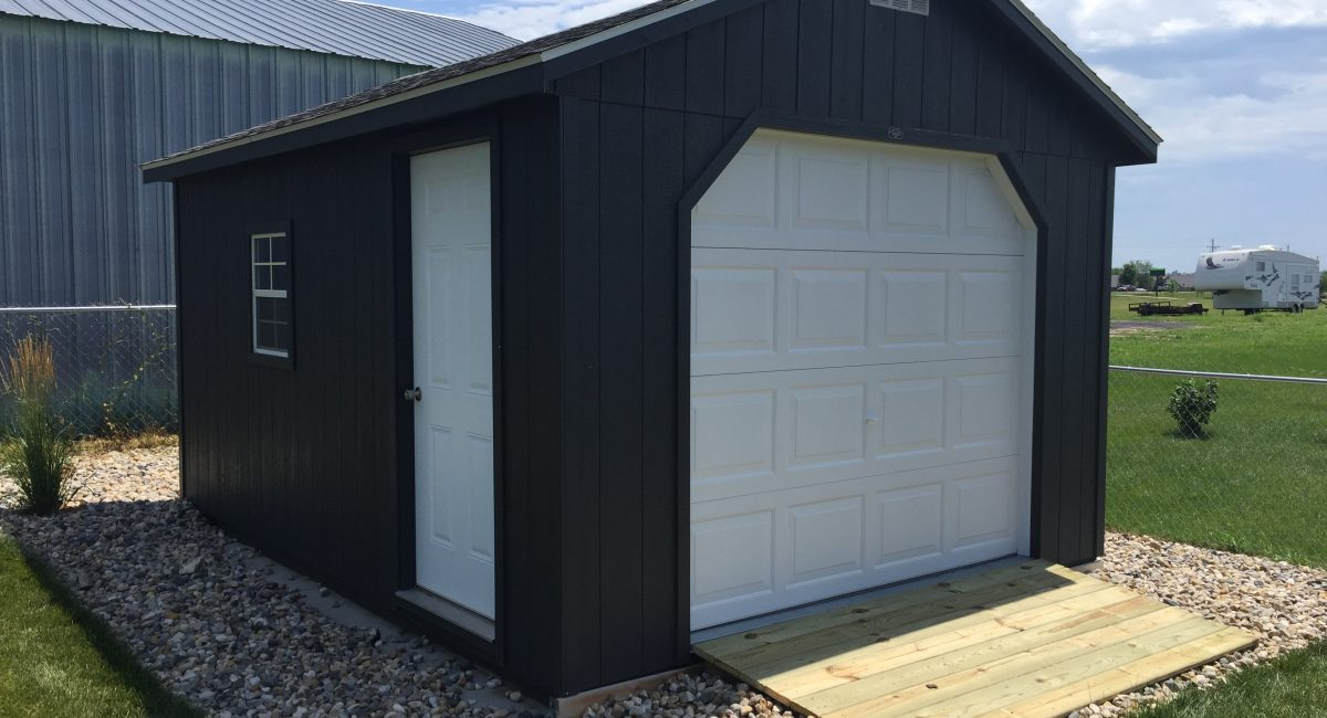 Garage Quality Storage Buildings