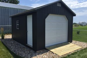 prefab small car garage for sale