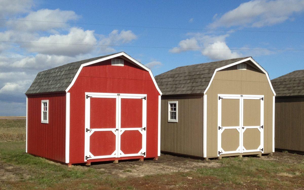 High Barn With Loft Sheds In South Dakota Quality
