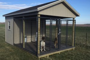 sioux center iowa dog kennel buildings for sale