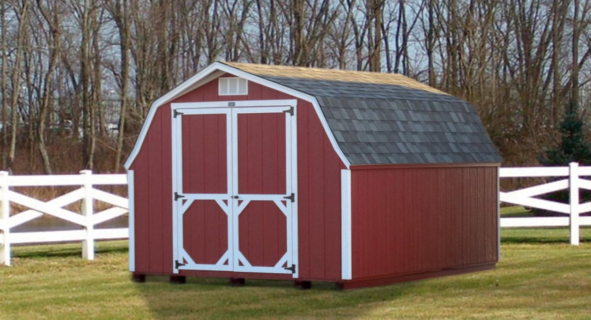 Barn Quality Storage Buildings