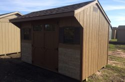 small quaker storage shed for sale