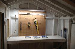 workshop shed atv storage building for sale