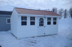 custom outdoor storage shed with windows yankton sd