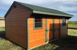 locally made atv shed for sale