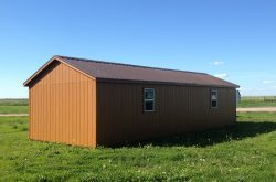 prefab ranch style shed workshop for sale