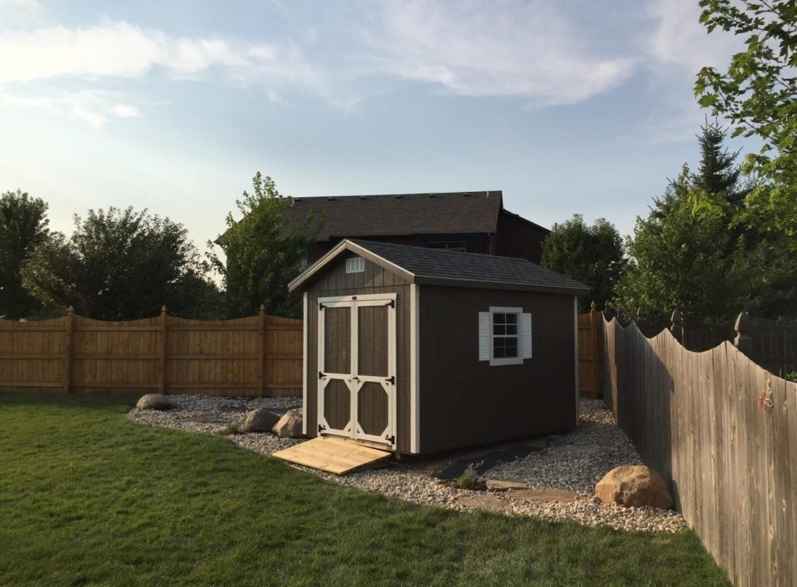 Ranch Style Shed | Quality Storage Buildings | South Dakota