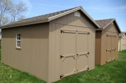 backyard shop storage shed for sale