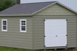 beautiful backyard storage shed nebraska
