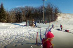ready built sheds for ski slope