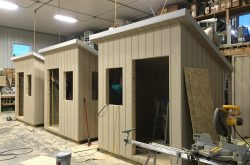 south dakota wooden specialty hunting shed