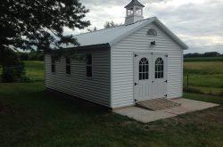 special prefab small church shed south dakota