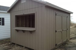 concession stand shed for sale south dakota