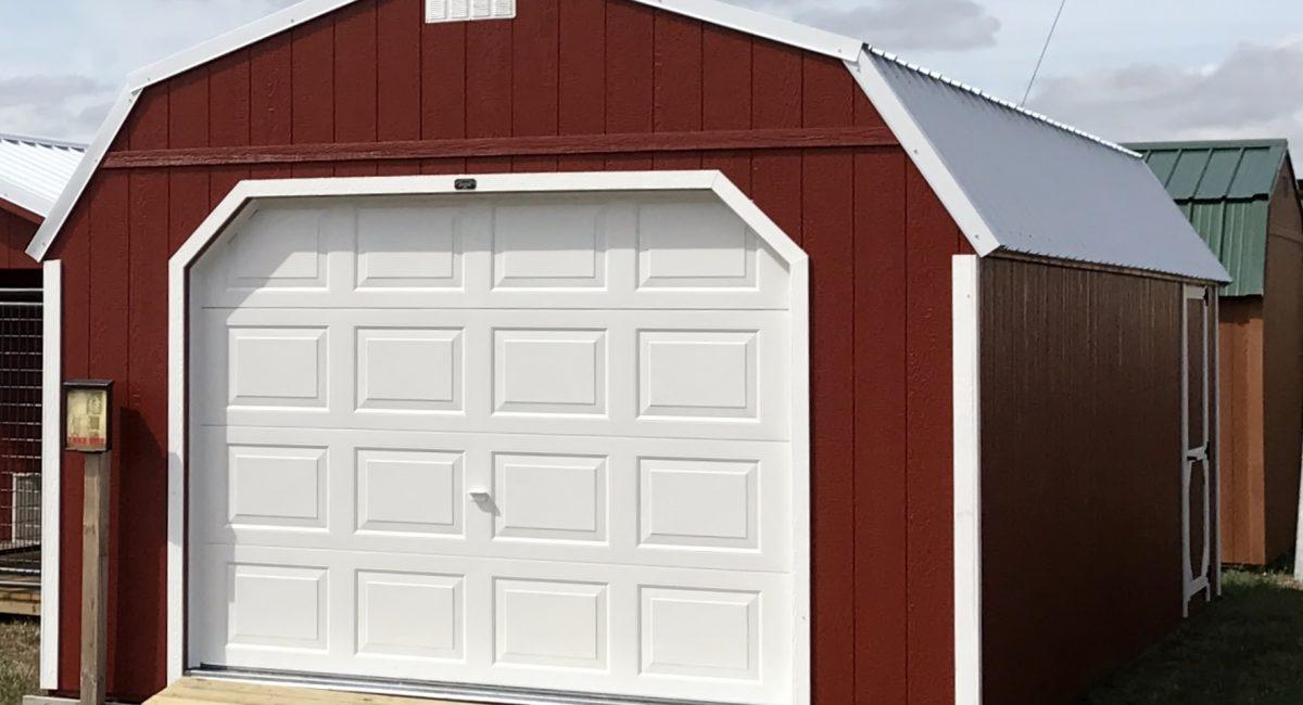 High Barn Garage | Quality Storage Buildings