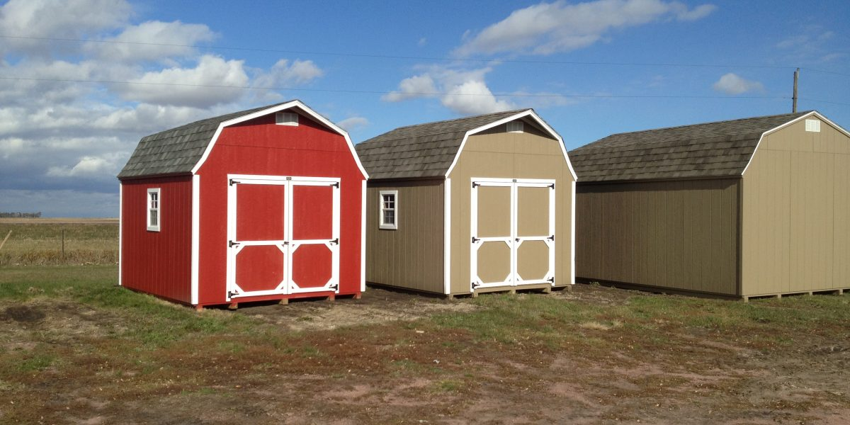 buying a shed in south dakota