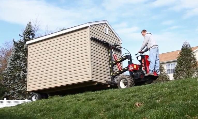 About Quality Storage Buildings | Pre Built Sheds For Sale in South