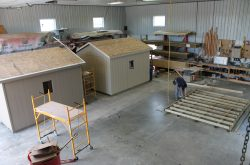 sioux falls storage shed cabin