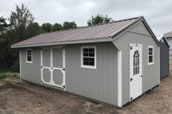 portable rent to own shed quaker