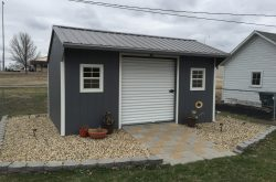 rent to own storage building