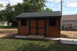 sioux falls pre built shed