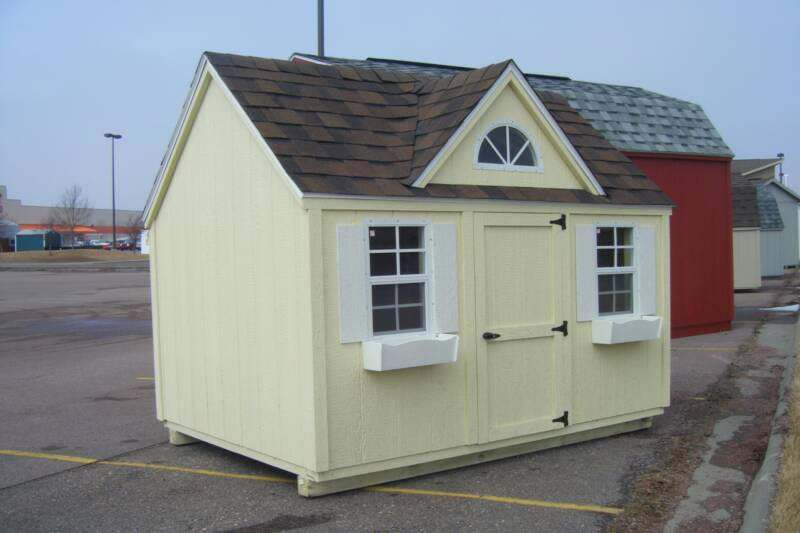 Playhouse Quality Storage Buildings